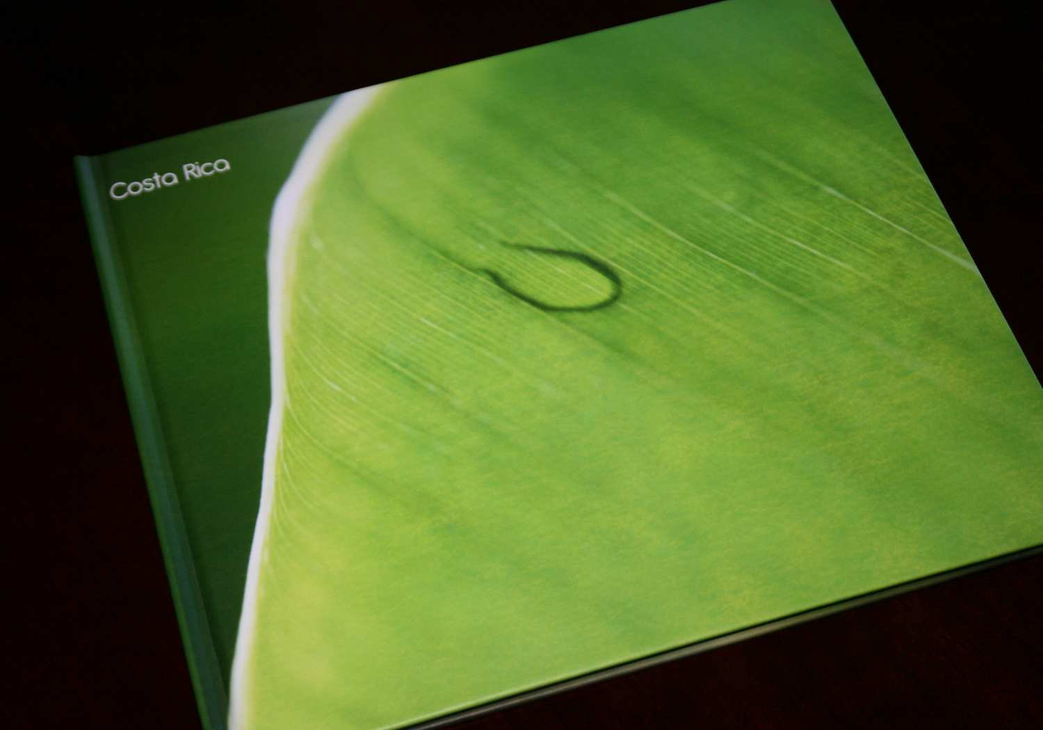 Costa Rica Coffee Table Book