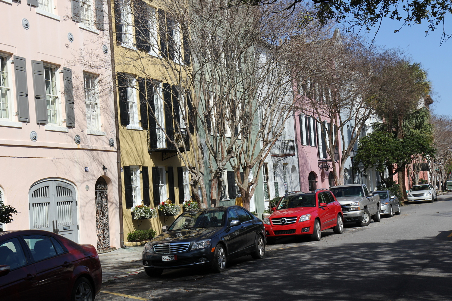 Charleston in Photos